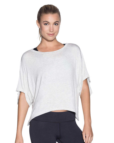 DAYLIGHT CEMENT SHORT SLEEVE TOP MAAJI 1862AST01