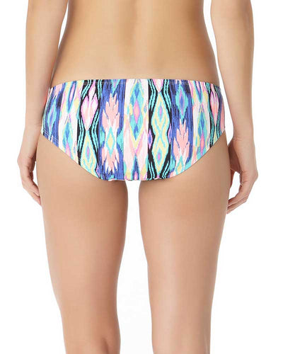 MOROCCAN SUN STRAPPY BIKINI BOTTOM COLE OF CALIFORNIA 18CB32226-MULT