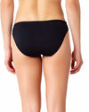 HAWAIIAN PUNCH BLACK BIKINI BOTTOM ANNE COLE 18LB30001-BLK