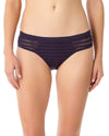 CROCHET ALL DAY NAVY CROCHET BIKINI BOTTOM ANNE COLE 18MB31403-NAVY