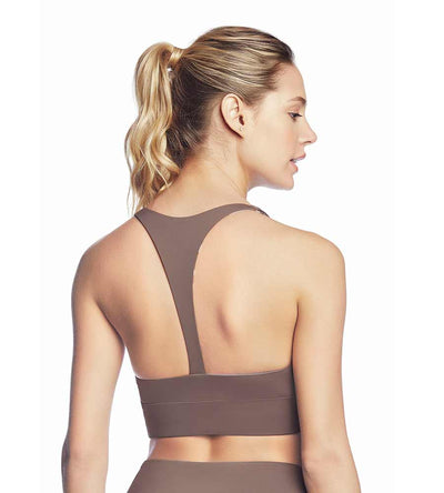 WHISPERING COCOA LOW IMPACT SPORTS BRA MAAJI 1976ASB03
