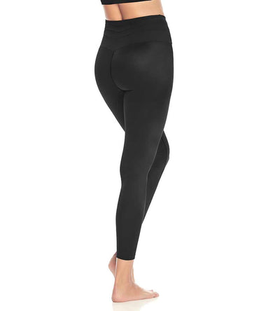 SOLAR BLACK HIGH RISE LEGGING MAAJI 1978ALM01