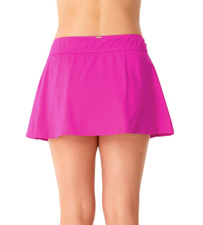 COSMO PINK ROCK SWIM SKIRT ANNE COLE 19PB40001-PINK