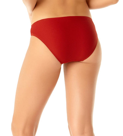 OH MY GODDESS BIKINI BOTTOM ANNE COLE 19SB30002-RED