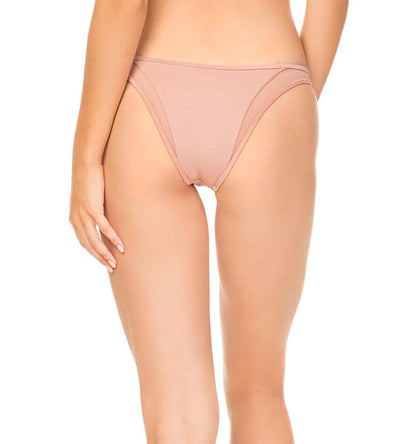 ROSE GOLD RIB MANON BOTTOM TORI PRAVER 1R19SBMNMR-RSG