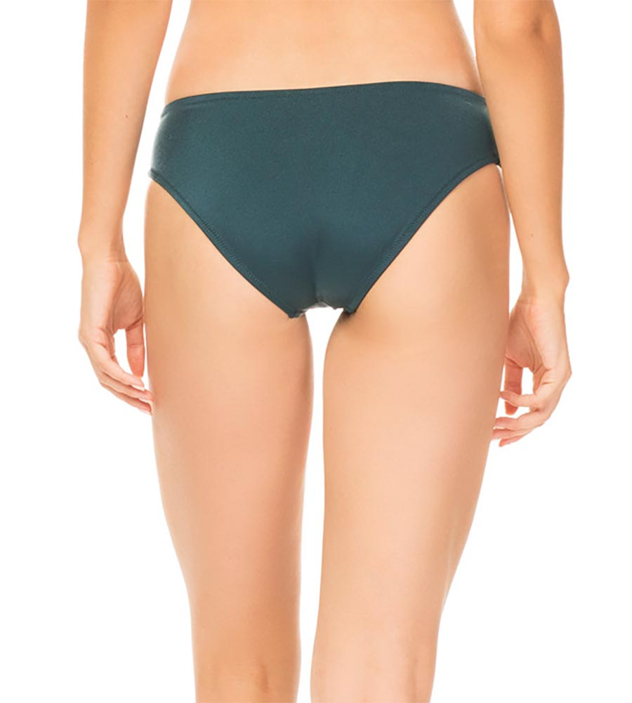 MIDNIGHT TEAL SHINY SOLIDS ROMI BOTTOM TORI PRAVER 1R19SBROSS-TEA