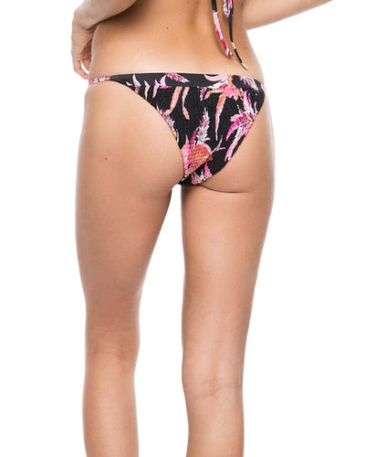 MARTINIQUE FLORAL LACIE CHEEKY BOTTOM TORI PRAVER 1S18SBLAMF-BLK