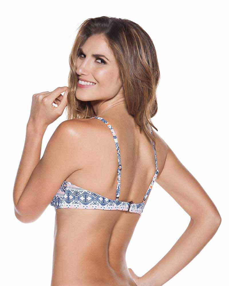 ce0af17002 NOGAL UNDERWIRE TOP BY ONDADEMAR - Kayokoko Swimwear USA