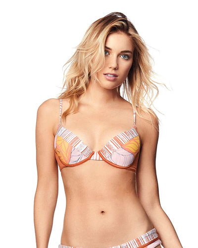 SONNY AND CHER BIKINI TOP MAAJI 2178SUN02