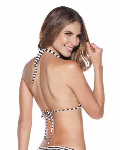 AMAPOLA TUBE HALTER TOP ONDADEMAR 2184-OLA