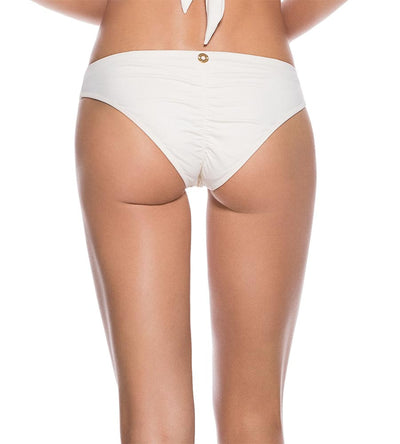 ECRU LOW RISE BOTTOM ONDADEMAR 2203-CRU