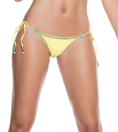 PASSION FLOWER STRING BOTTOM ONDADEMAR 2209-WER