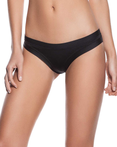 EVERY DAY IN COLORS BLACK BASIC BOTTOM ONDADEMAR 2212-EVYC-8000