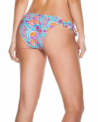 VERBENA RUFFLED LOW RISE BOTTOM ONDADEMAR 22149-VER