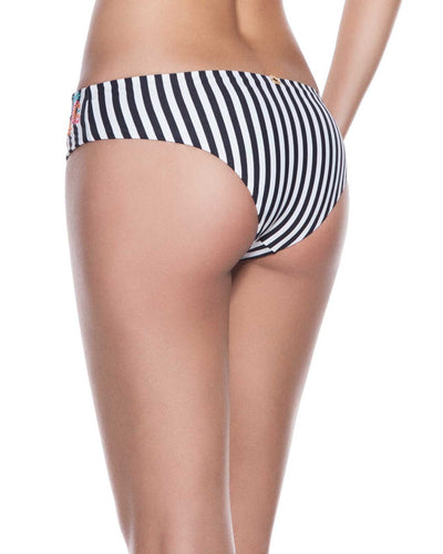 CIRANDA EMBROIDERED BASIC BOTTOM ONDADEMAR 2228-CIR