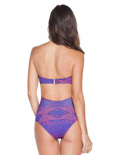 MALESIA STRAPLESS UNDERWIRE ONE PIECE ONDADEMAR 23132-ESI
