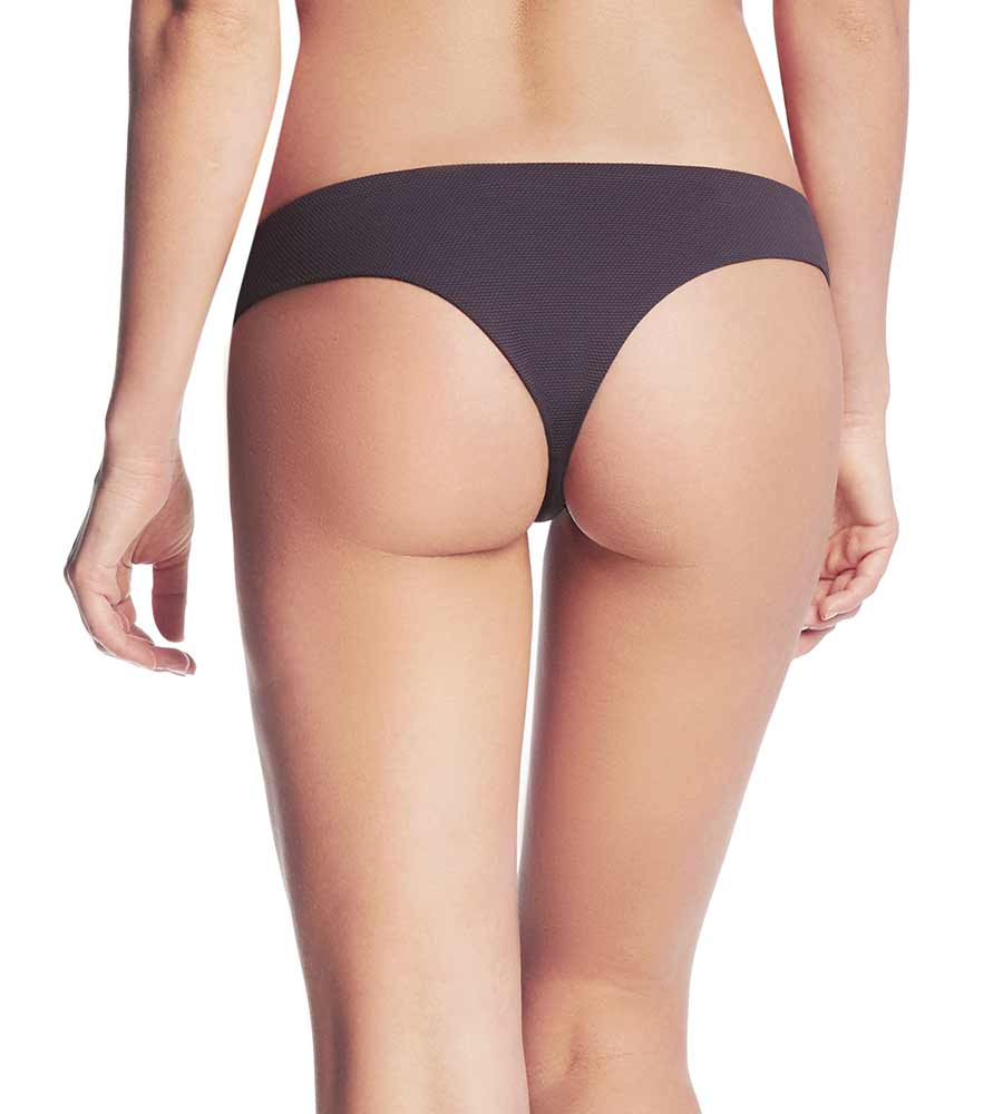 BLACKBERRY VELVET SUBLIME BIKINI BOTTOM BY MAAJI