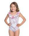 HEAVENLY FRILLS KIDS ONE PIECE MAAJI 3055KKO01