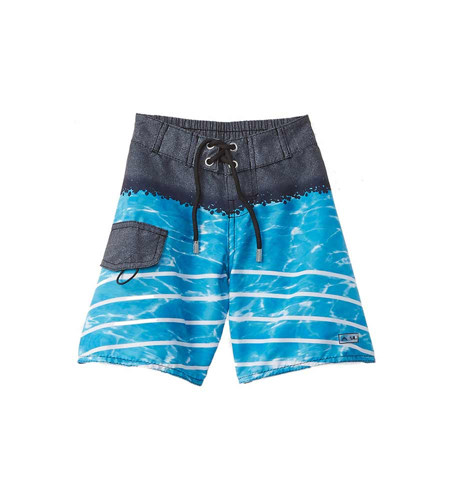 OCEAN WAVES BOARD SHORTS AZUL 307