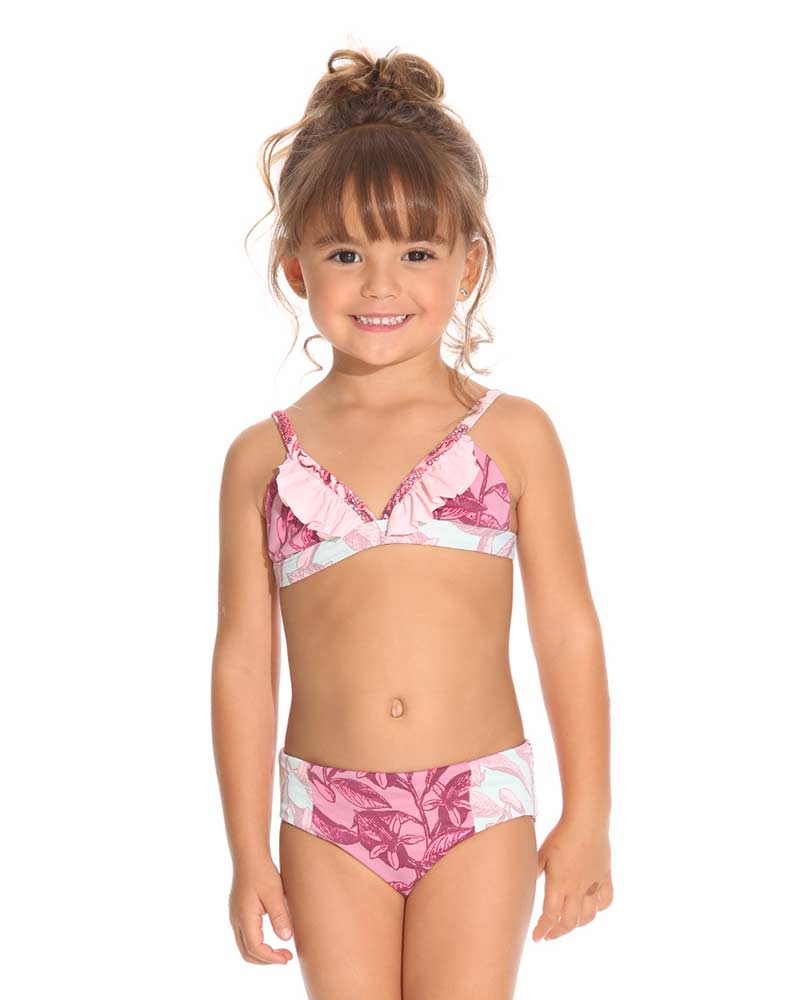 12a6b100adb94 LITTLE RAINFOREST GIRLS BIKINI BY MAAJI - Kayokoko Swimwear USA