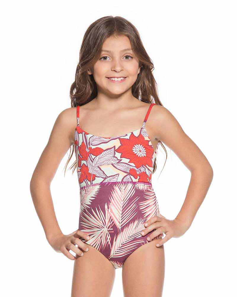CURRANT LOLLIPOP KIDS ONE PIECE MAAJI 3084KKO01
