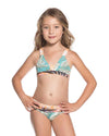 ALL PALM TREES KIDS BIKINI MAAJI 3086KKB01