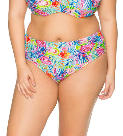 SIESTA KEY SHIRRED BOTTOM CURVE 308BSIKY