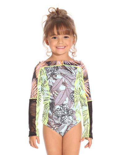 GREENWOODS GIRLS ONE PIECE MAAJI 3091KKO02