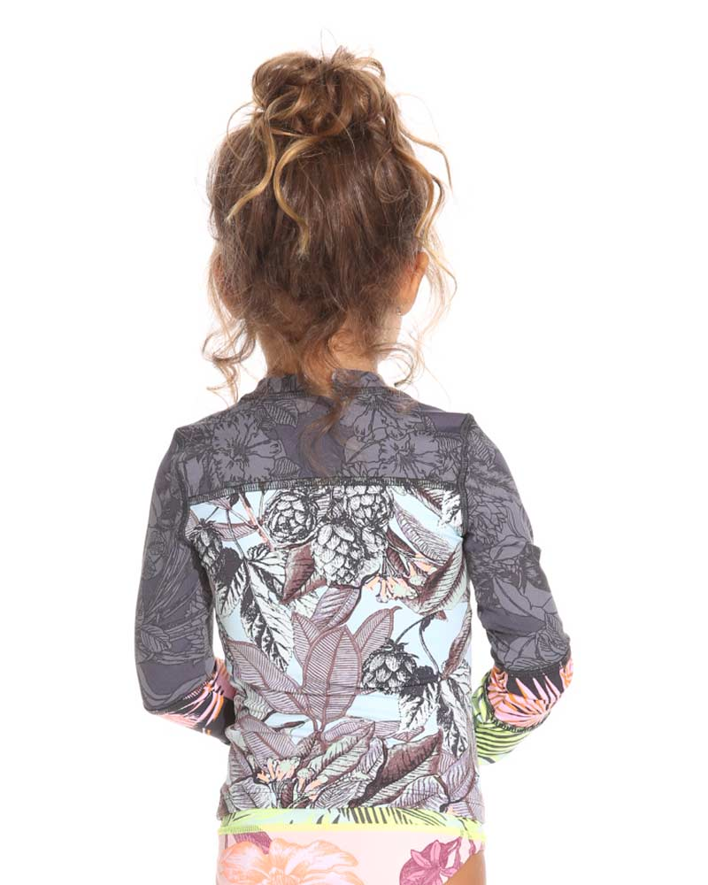 LOST CITY GIRLS RASHGUARD MAAJI 3097KKR01
