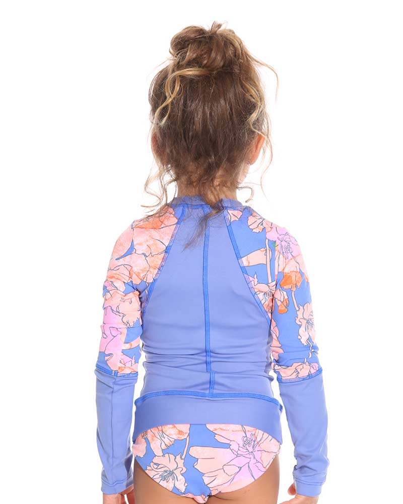 WILDLIFE GORG GIRLS RASHGUARD MAAJI 3098KKR01