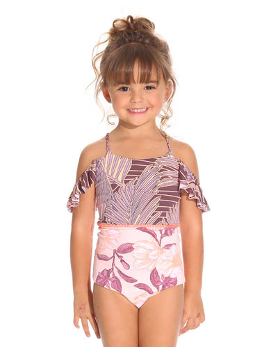 PASSIONFRUIT FRESHNESS GIRLS ONE PIECE MAAJI 3099KKO01