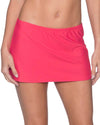 LOVER'S CORAL KOKOMO SWIM SKIRT SUNSETS 36BLVCO