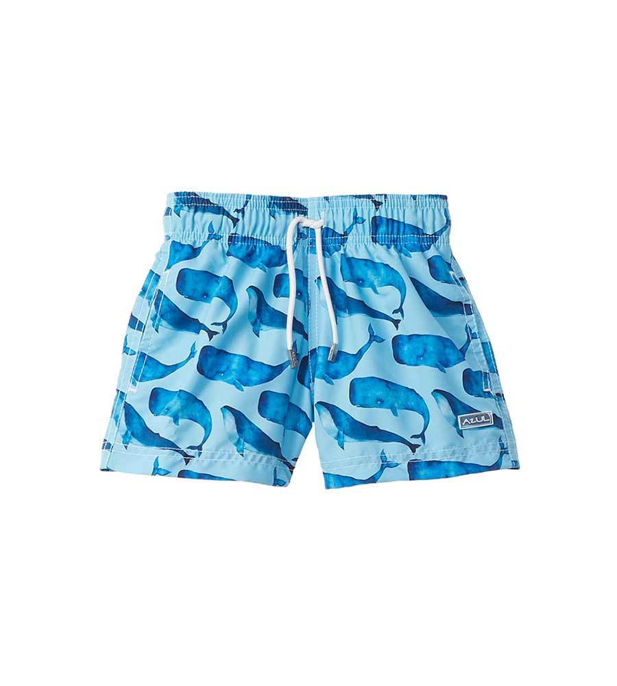 FREE WILLY SWIM SHORTS AZUL 371