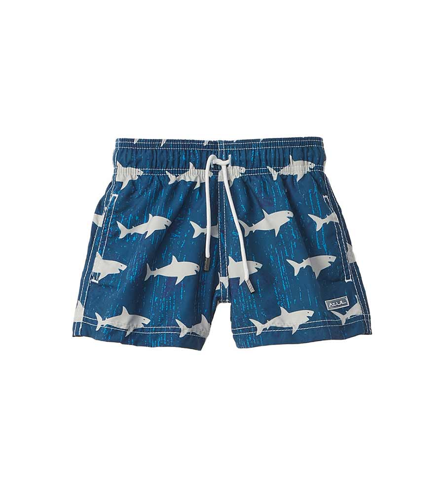 SWIM FASTER SWIM SHORTS BY AZUL