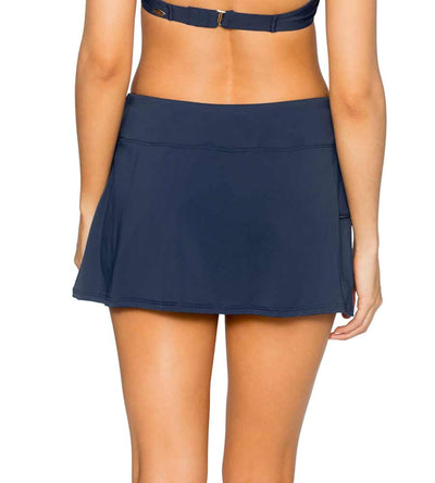 SLATE SPORTY SWIM SKIRT SUNSETS 40BSLTE