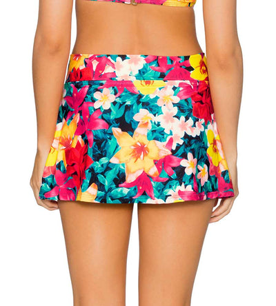 NATIVE BLOOMS SUMMER LOVIN SWIM SKIRT SUNSETS 41BNABL