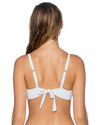 WHITE LILY OLIVIA TIE BACK TOP SUNSETS 53WHIT