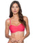 LOVER'S CORAL ICONIC TWIST TOP BY SUNSETS