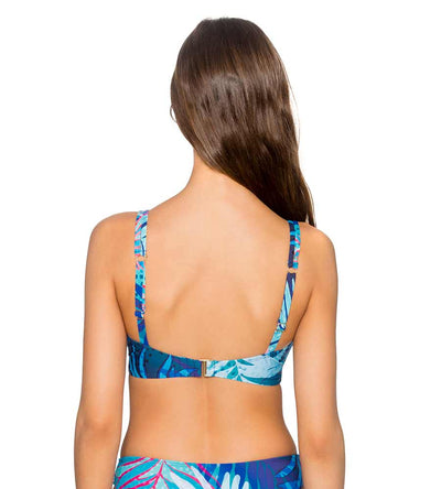 OCEAN PARADISE TAYLOR BRALETTE TOP SUNSETS 56OCPD