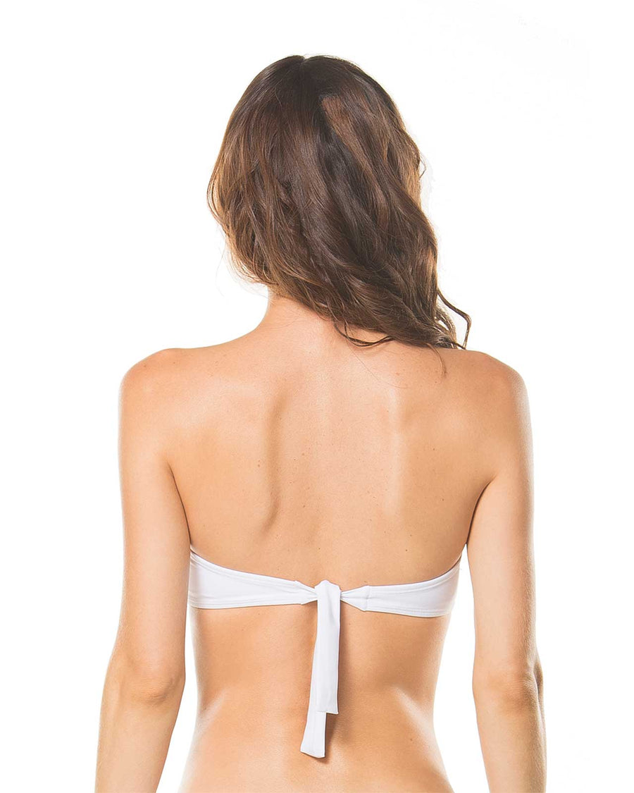 WEDDING BANDEAU TOP ETERNO VERANO 6028T
