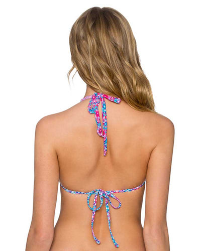 STAINED GLASS LOLA TRI TOP SUNSETS 61TSTGL