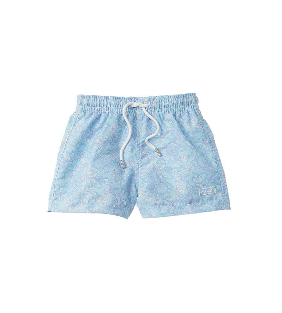 BABY'S BREATH INFANT SWIM SHORTS AZUL AZ640