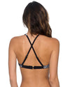 BLACK DIAMOND HOLLYWOOD HI-NECK TOP SUNSETS 65TBADI