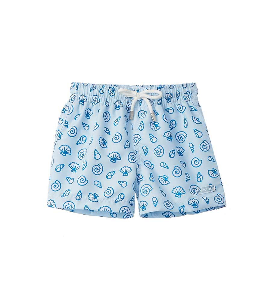 PAELLA INFANT SWIM SHORTS AZUL 698