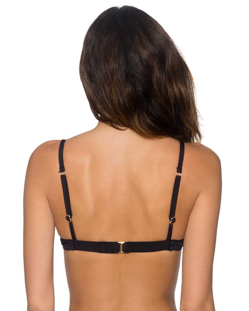 BLACK LEGEND U-WIRE TOP BY SUNSETS