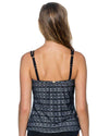 BLACK DIAMOND TAYLOR TANKINI TOP SUNSETS 75BADI