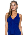 SAPPHIRE FOREVER TANKINI TOP SUNSETS 77SAPP