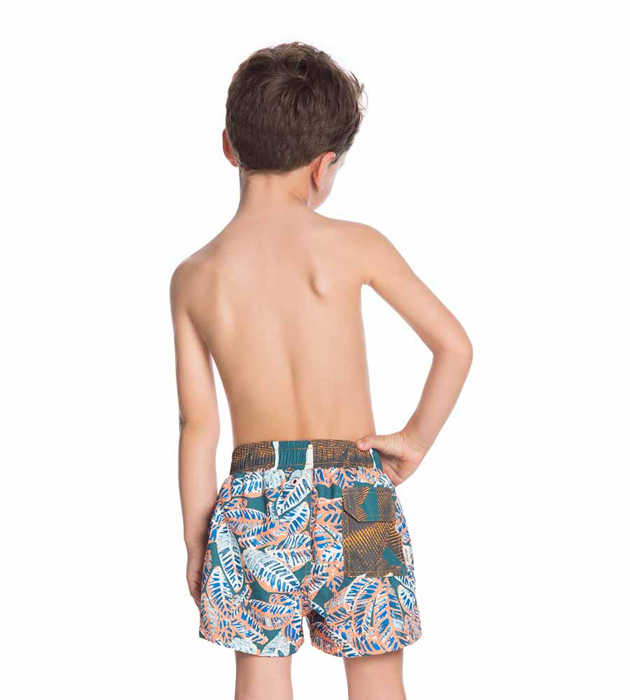 HEY-HEY! BOYS SWIM TRUNKS MAAJI 9086KST04