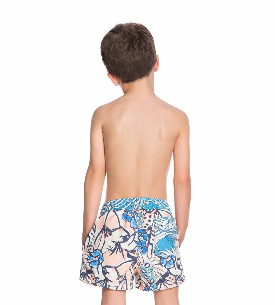 FUNKY WINDS BOYS SWIM TRUNKS MAAJI 9086KST06