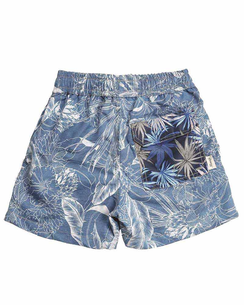 CORDUROY SEA BOYS SWIM TRUNKS MAAJI 9089KST01